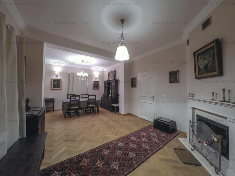 Domenii- Casin apartament 6 camere in vila-de inchiriat/ vanzare