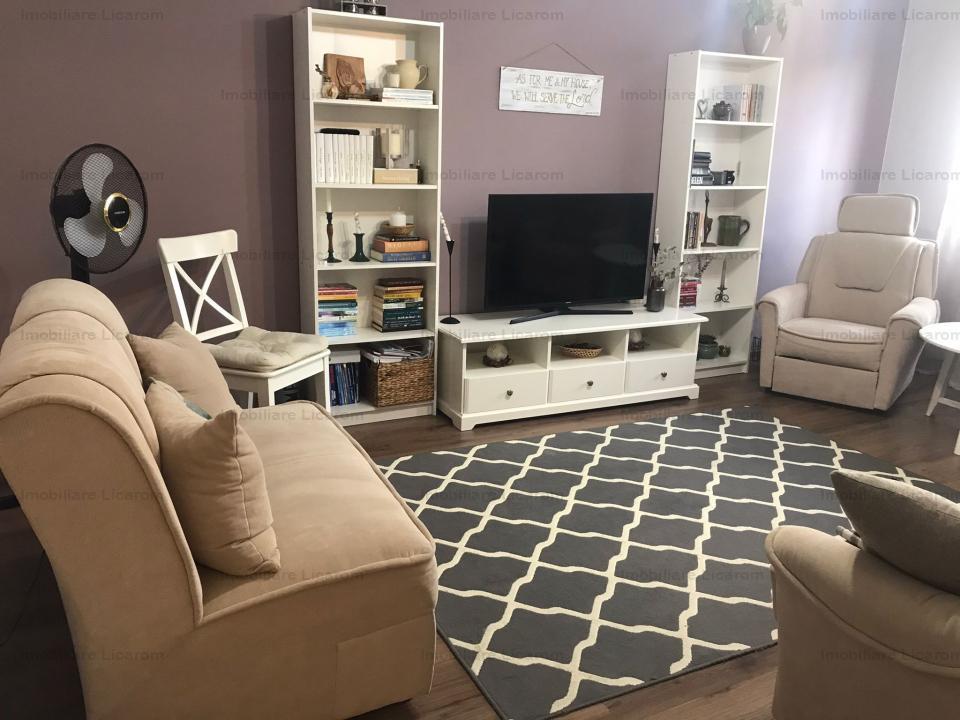 Apartament cu 3 camere, 68 mp, zona Lotus, pret 71990 euro