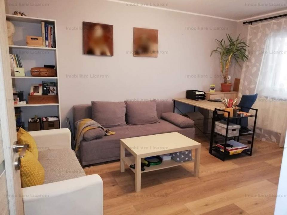 Apartament decomandat 3 camere 2 bai zona Racadau