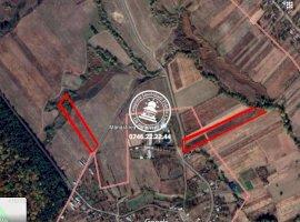 Vanzare teren constructii 14072 mp, Dobrovat, Dobrovat