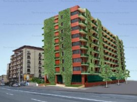 Apartament 1 camera NOU Green Campus Iulius Mall