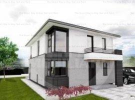 Teren cu Autorizatie de Constructie Casa Individuala