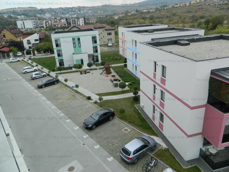 Apartament 2 camere NOU CF finisat Borhanci