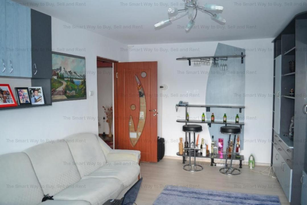 Apartament 3 camere  decomandat Marasti