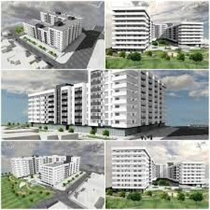 Apartament 1 camera nou Marasti