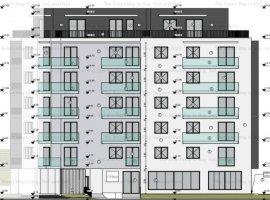 Vand apartament 2 camere bloc nou zona Lidl
