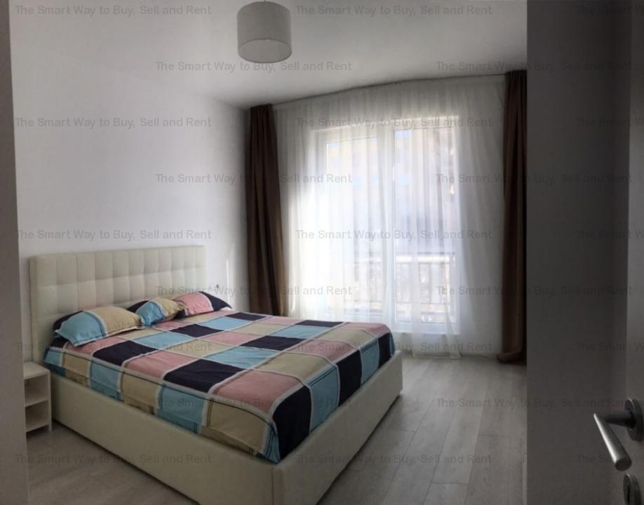 Inchiriez apartament 2 camere, bloc nou, Zorilor