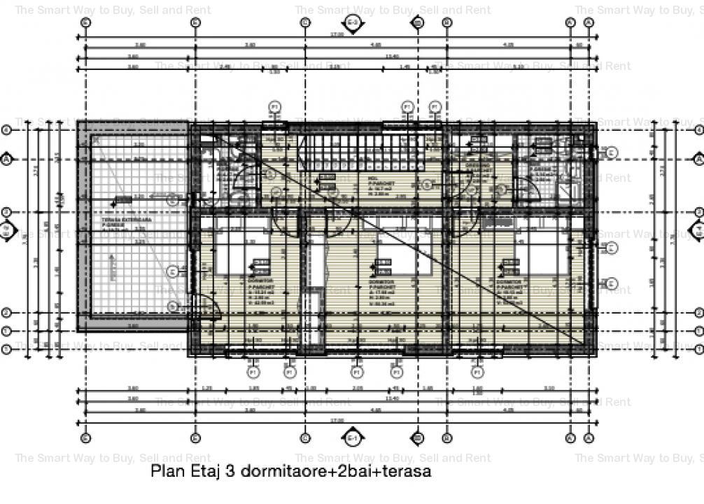 Casa 170mp curte 400 mp Borhanci