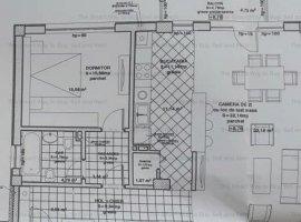 Apartament nou 2 camere 78 mp Gruia