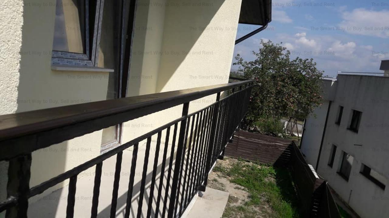 Apartament 4 camere gradina 60 mp Grigorescu