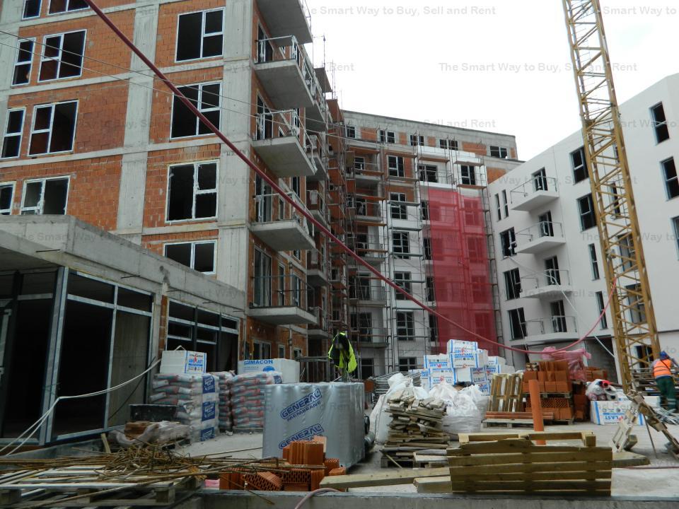 Apartament 1 camera 44mp nou Marasti