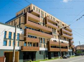 Apartament 2 camere cu CF NOU Marasti