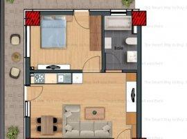 Apartament 2 camere NOU Marasti parcare