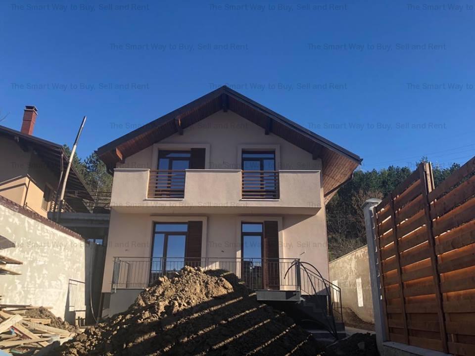 Vand casa individuala Sf. Ion- Roata