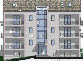 Apartament 4 camere nou Zorilor
