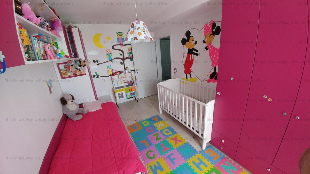 Apartament 3 camere cu terasa si garaj subteran