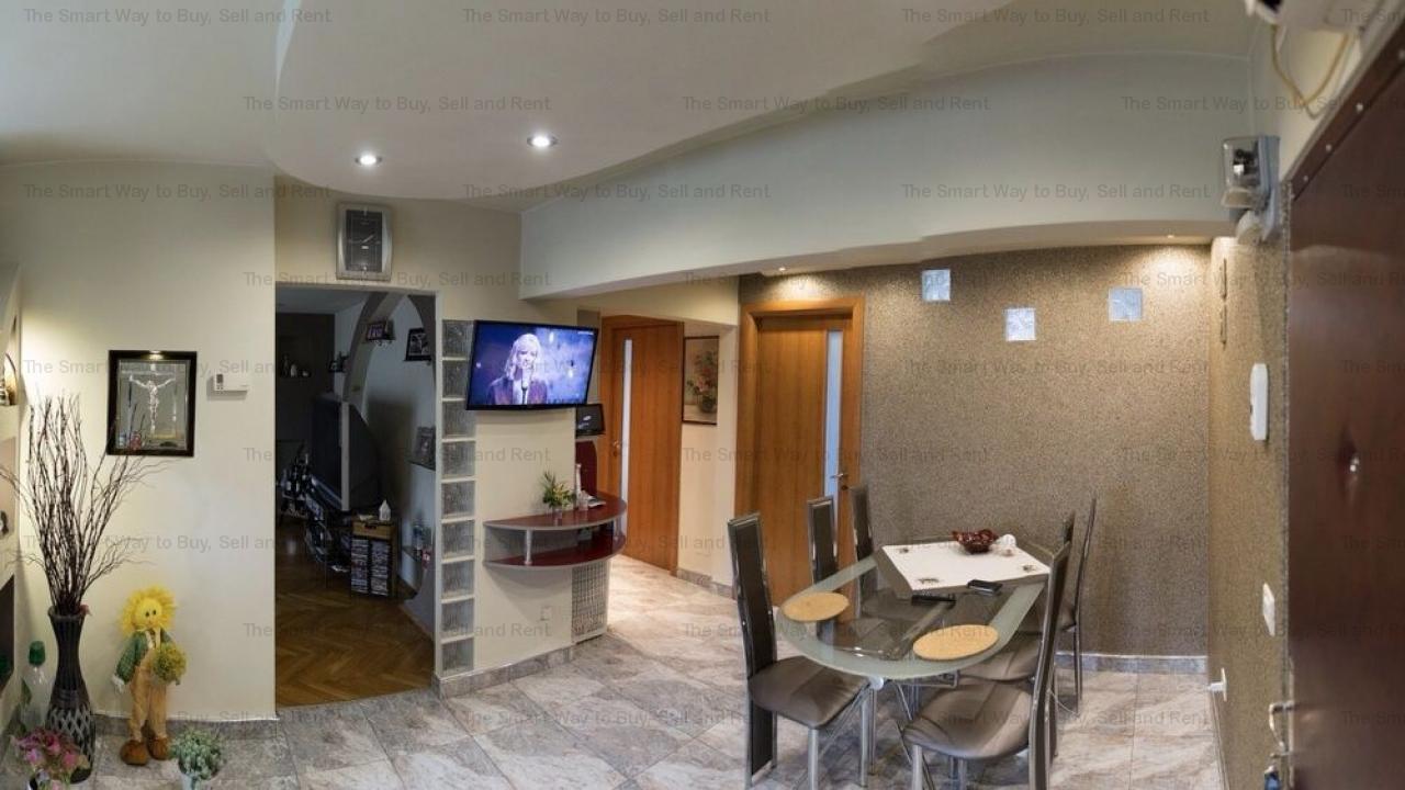 Apartament 3 camere finisat 68 mp Marasti