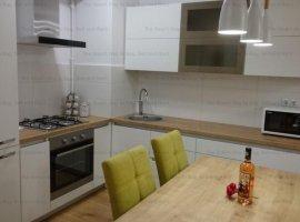Apartament 2 camere Bonjour Rezidence cu parcare subteran