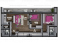 Apartament 3 camere semidecomandat, bloc nou, Calea Turzii