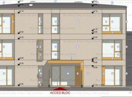 Vand apartament 3 camere , decomandat Borhanci