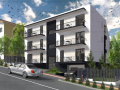 Vand apartament 3 camere , bloc nou, cu terasa
