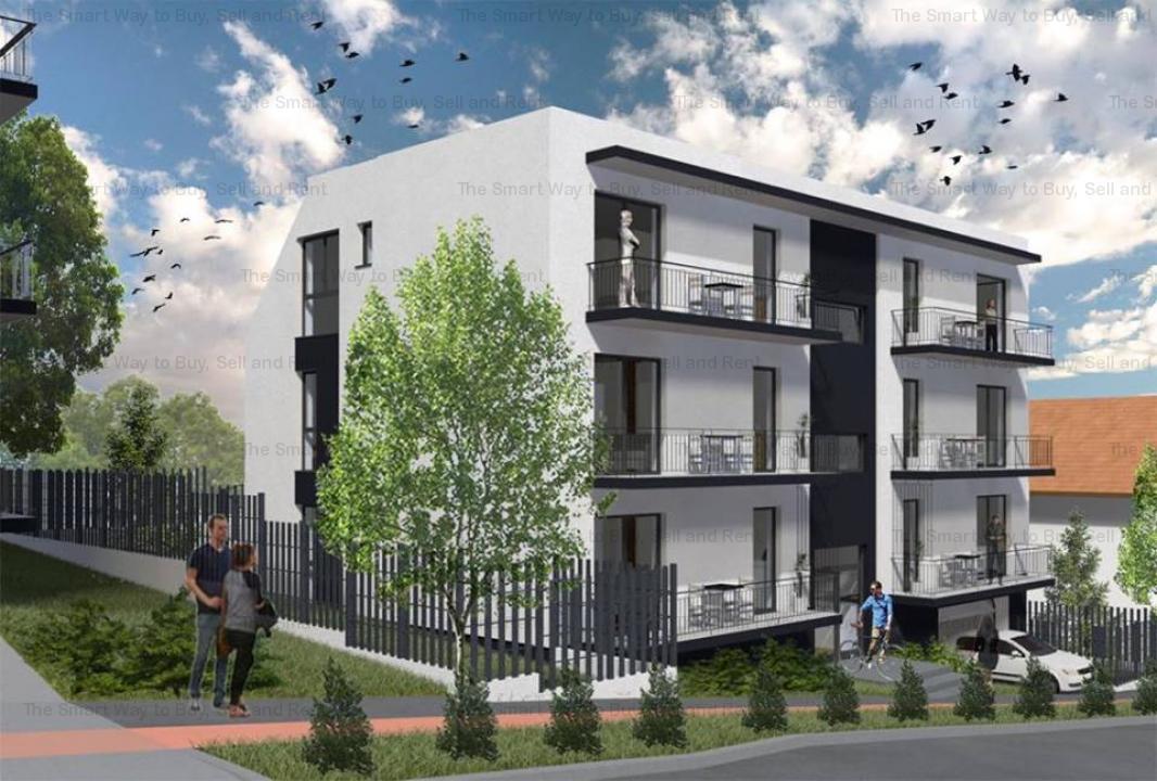 Vand apartament 3 camere, bloc nou, Manastur