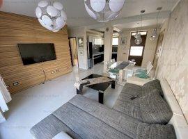 Apartament 3 camere cu gradina de 80mp