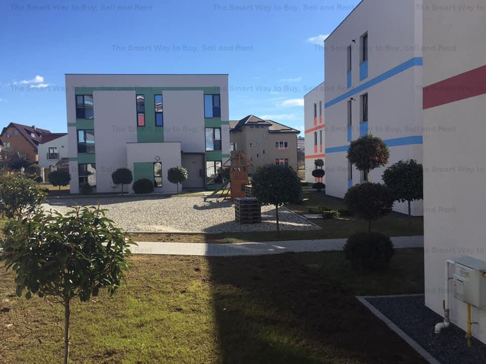 Apartament 2 camere 57 mp finisat NOU Borhanci