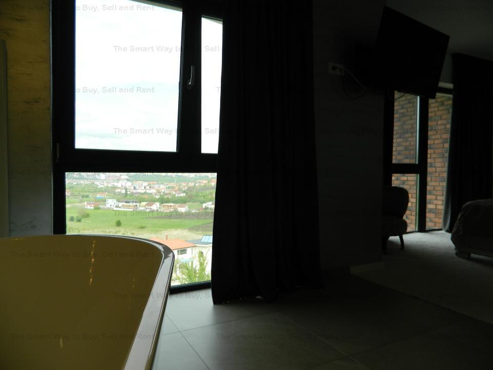 Casa Duplex cu Piscina 250 mp Borhanci
