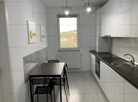 Apartament 1 camera NOU cu garaj Borhanci