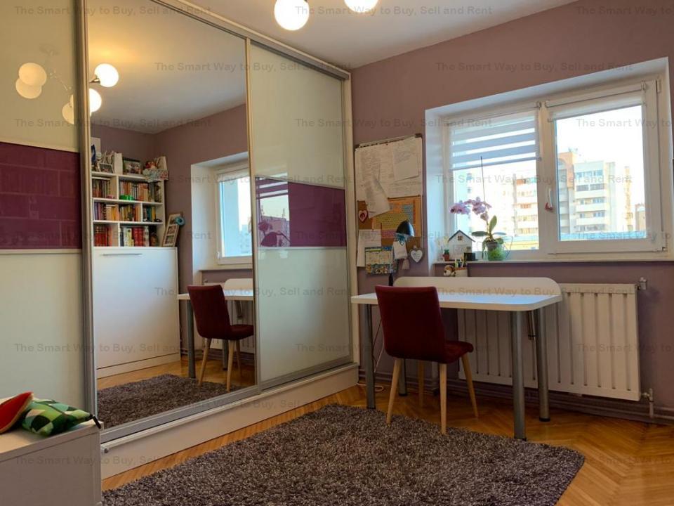Apartament 3 camere Ghoergheni