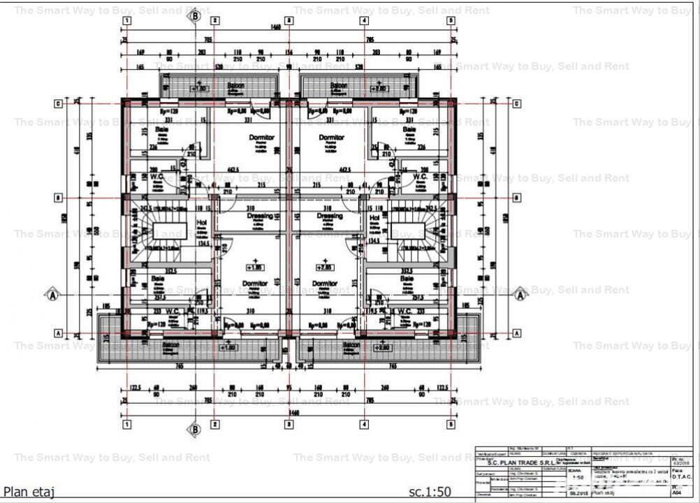 Vanzare Casa/ Duplex Dambul Rotund
