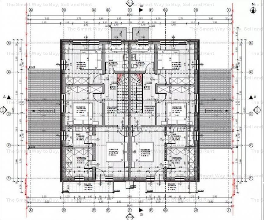 Casa/ Duplex Dambul Rotund