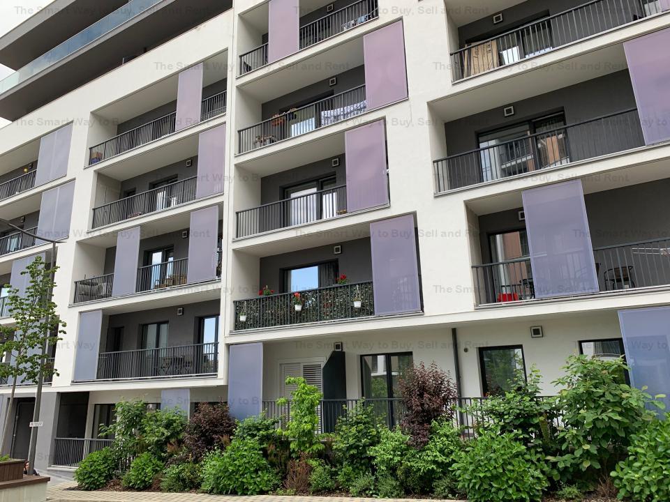 Apartament 2 camere in Buna Ziua, complex Sophia, Gradina, Parcare