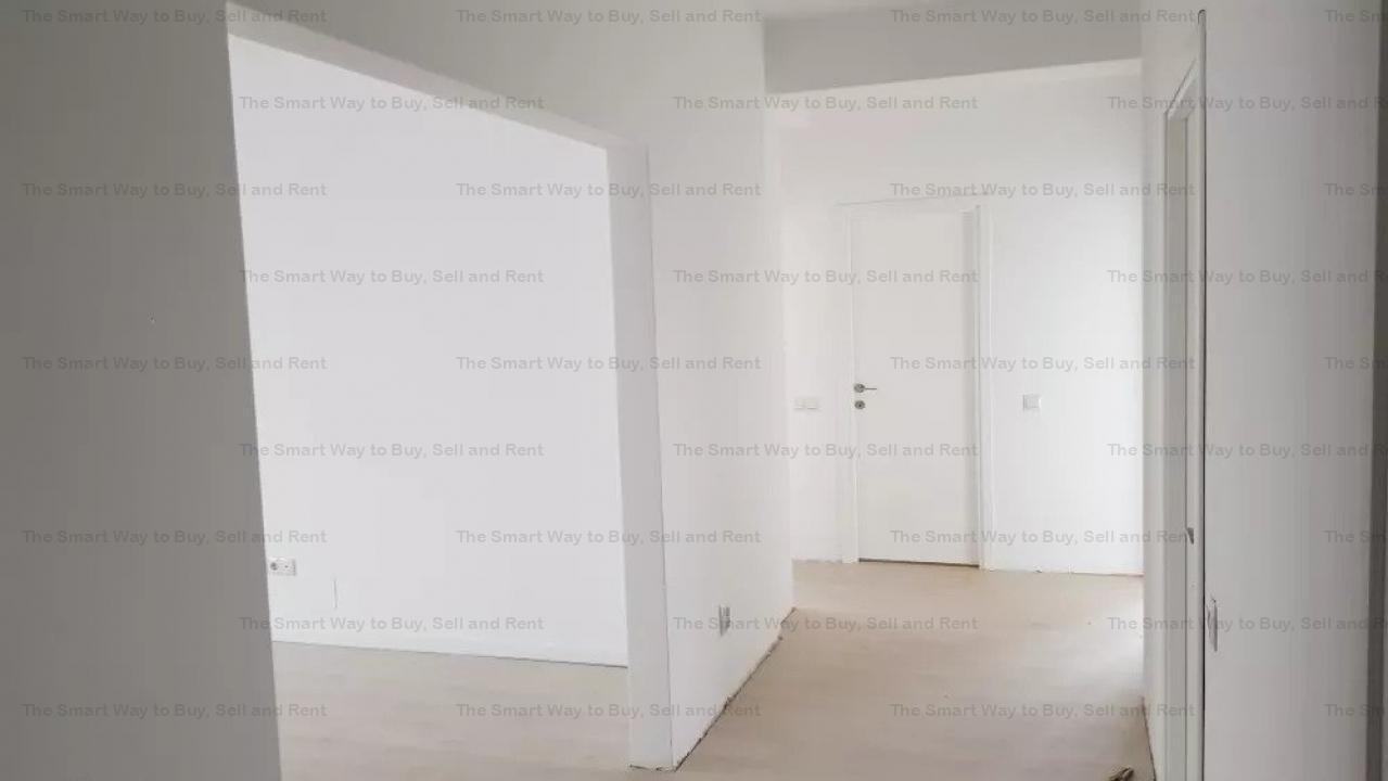 Apartament 3 camere NOU finisat Buna Ziua