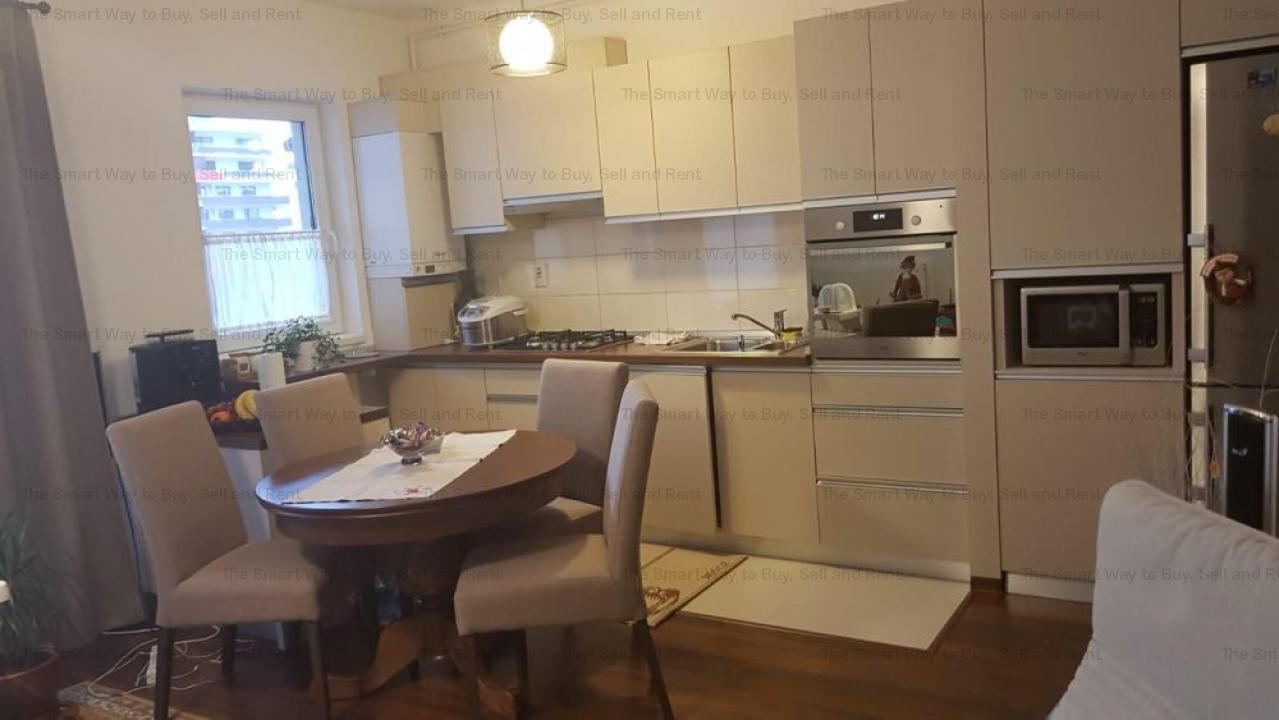 Apartament 3 camere cu loc de parcare