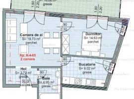 Apartament NOU 2 camere Centru parcare