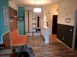 Apartament 2 camere finisat mobilat utilat cu gradina