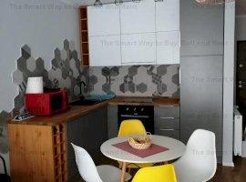Apartament ultrafinisat 2 cam+Parcare, Platinia, FSEGA