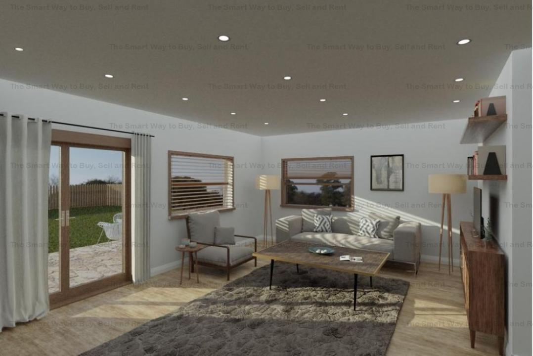 Duplex NOU 150 mp gradina 190mp Borhanci