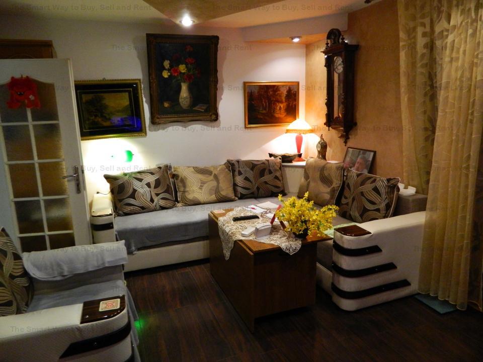 Apartament 3 camere decomandat mobilat Titulescu