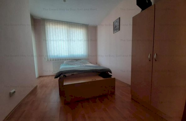 Apartament 2 camere mobilat terasa garaj Andrei Muresan