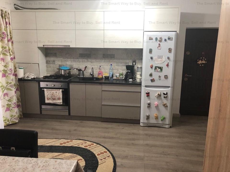 Vand apartament 2 camere, bloc nou, Clujana
