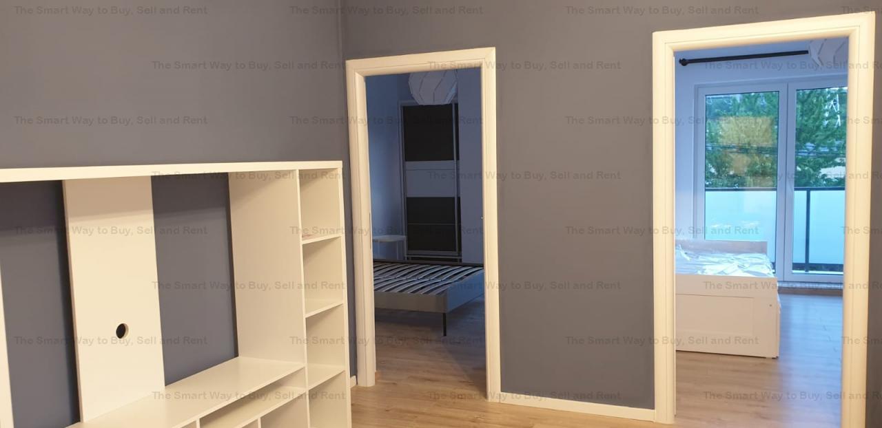 Apartament 3 camere finisat-mobilat garaj Buna Ziua