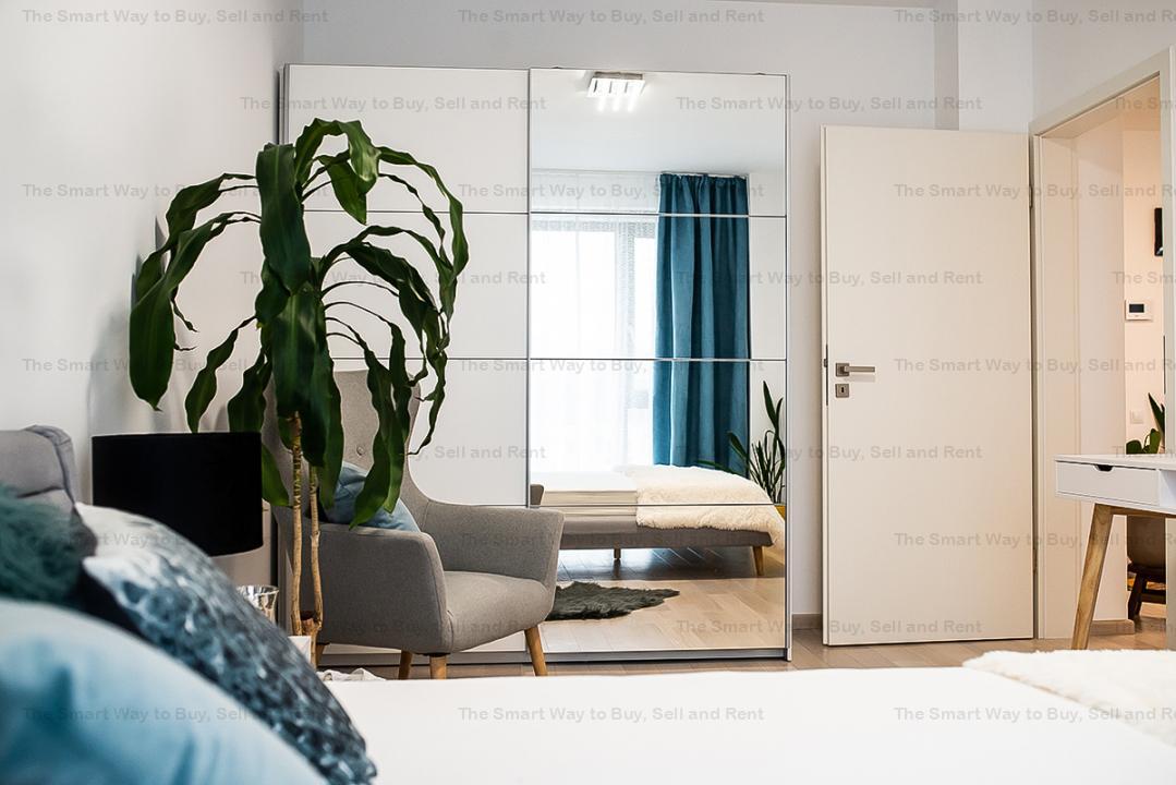 Apartament 2 camere , bloc nou, The Office
