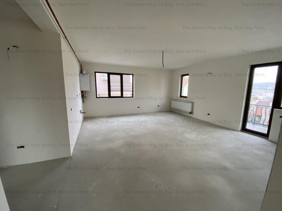Apartament 4 camere cu gradina