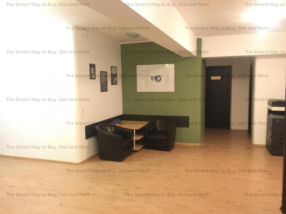 Apartament 5 camere /Birou 135 mp in Plopilor, Semiluna + Terasa 56 mp
