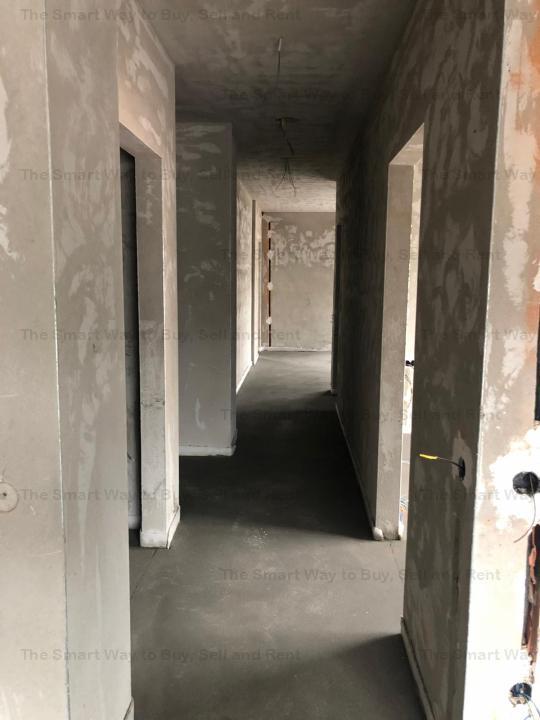 Apartament NOU 3 camere 87 Iulius Mall
