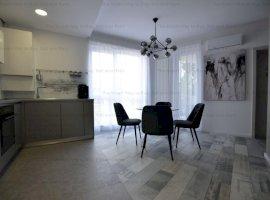 Parcare! Apartament modern cu 2 camere, Semicentral, strada Traian