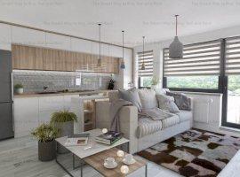 Apartament 2 camere NOU 52 mp Sopor